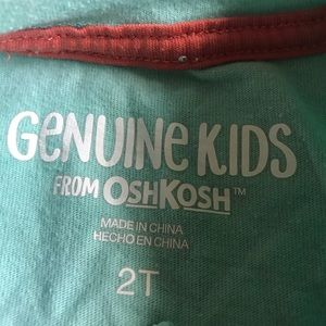 OshKosh B'gosh Matching Sets - Boys 3t bundle!